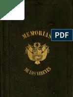 Memoria de los Virreyes que han gobernado el Perú durante el tiempo del coloniaje español. T.IV. (1859)