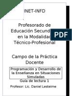 trabajo PRACTICAS SIMULADAS-2011