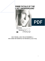 The Femme Fatale of the Velvet Underground