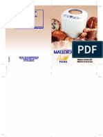 Instruction Manual ArtPane REV-00-201107