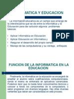 Informática en La Educacion