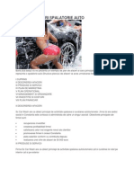 Plan de Afaceri Spalatorie Auto