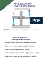 Comportamientos Inelastico de Materiales y Estructuras