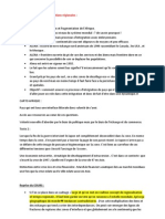 Regionalisation et organisations régionales S4