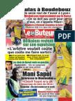 LE BUTEUR PDF du 26/03/2012