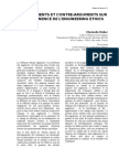Article Engineering Ethics 2005