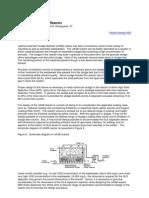 Design of an UASB Reactor