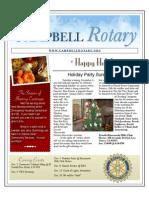 Newsletter - Dec 2 2008