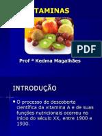8ª - Vitaminas