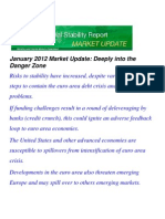 January 2012 Market Update