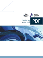 ACCC_Pricing Manual for the Motor Vehicle Industry