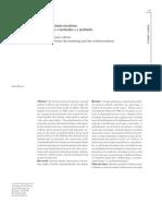 Reforma sanitária brasileira_dilemas entre o instituinte e o instituído