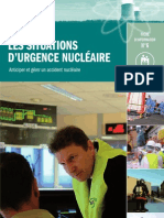 ASN Situations d Urgence Nucleaire