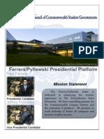 Ferrera Pytlewski Platform