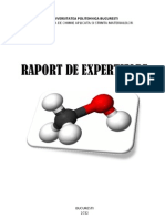 Expertizare Metanol