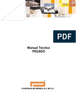 Manual Técnico de Pegado