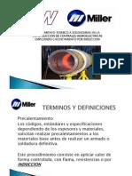 9- Tratamiento térmico de soldadura en la construcción de centrales hidroeléctricas empleando calentamiento por inducción