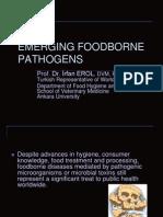 Emerging of Food Pathogen