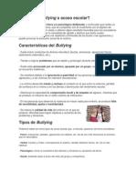 Informe general, Acoso Escolar. Bullying.  | LBA Producciones by Leonel Bracamonte