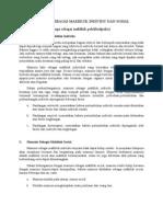 Resume ISBD Manusia Sebagai Makhluk Individu Dan Sosial
