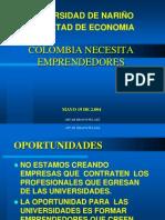 Caracteristicas Emprendedor Universidad de Santander
