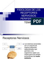 Fisiologia de Los Receptores Nerviosos Perifericos (I)