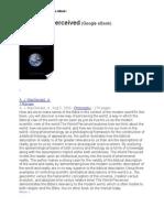 The World Perceived (Google eBook)
