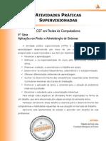 ATPS Aplicacoes Redes Administracao Sistemas