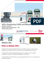 201211 Cumming, Graham GPS, Positioning, CORS and Mobile Applications