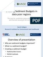 201228 Hobgen, Sarah Creating Sediment Budgets in Resource and Data Poor Environments