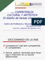 cia Cultural y Artistica