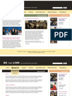 12 Jeon Website Subpages