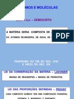 Atomos e Moleculas graduação pdf
