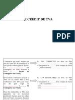 CreditDeTVA