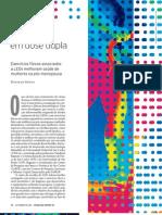 Revista Fapesp Leds Esteira