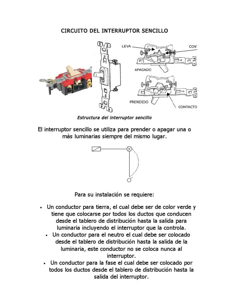 Circuito Sencillo : Circuito del interrupt or sencillo