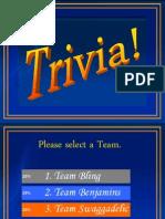 Interest Trivia