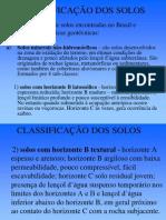 4. Classificacao Dos Solos e Caracteristicas Geotecnicas