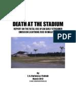 Death at the Stadium
