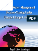 Water Management-Climate Change