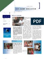 ICT Camp Newsletter - November 23, 2008