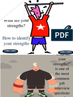 What Are Your Strengths