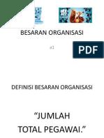 BESARAN_ORGANISASI