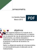 Farmacología y farmacocinética