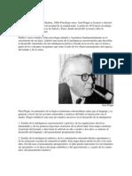 Jean Piaget 333