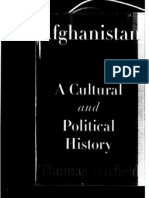 Afghanistan- A Cultural and Political History