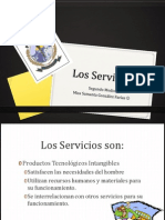 Introduccion servicios