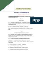 Lei de diretrizes e base da educação Nº 9394.pd