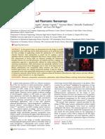 Genetically Engineered Plasmonic Nano Arrays