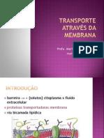 Transporte membrana 1